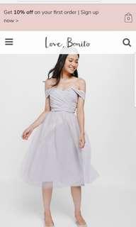 Love bonito tulle skirt