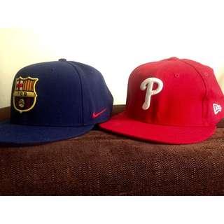 New Era Cap and Nike