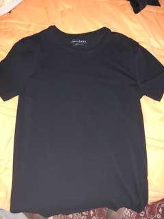 Authentic brand new zara size m tshirt