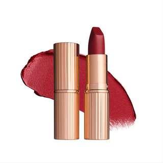 🌿Charlotte Tilbury Matte Revolution Lipstick