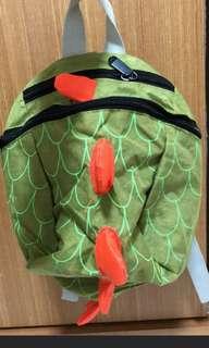 Dinosaur bagpack