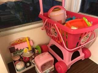 🚚 廚房玩具