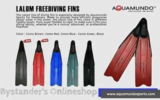Aquamundo Lalum Long Blade Fins