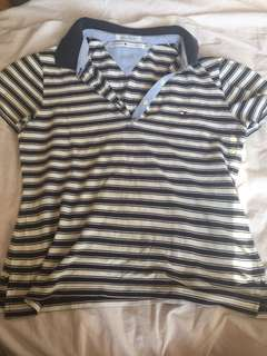 Stripped Tommy Hilfiger tee