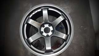 Rims spray (Hyper Black)