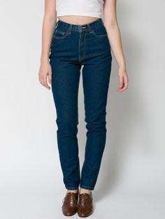 SIZE 25  BNWT AMERICAN APPAREL PENCIL PANTS/JEANS