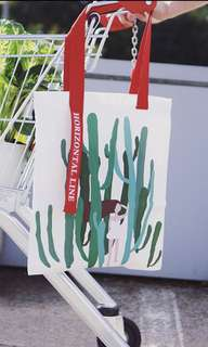 Recyclable bag designed by budding artist
