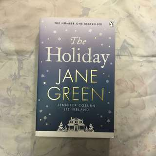 the holiday by jane green novel