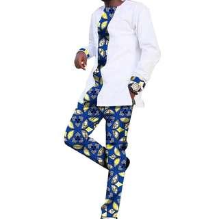 Men collection 2018 Batik Design Raya