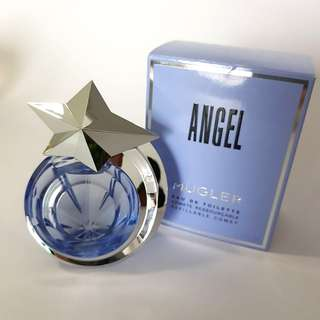 🆕 Thierry Mugler Angel Eau de Toilette in Refillable Comet 40ml