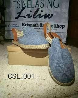 Liliw made footwear
