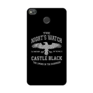 The Nights Watch Xiaomi Redmi 4x Custom Hard Case