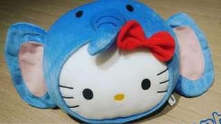 Hello Kitty Elephant Pillow
