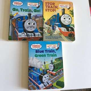 Thomas and Friends Set of 3 Board Books