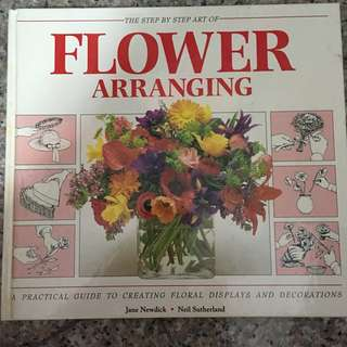 The Step by Step Guide of Flower Arranging