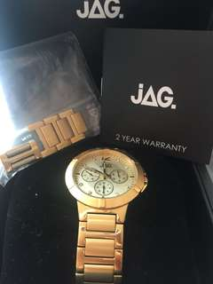 As new JAG lady watch