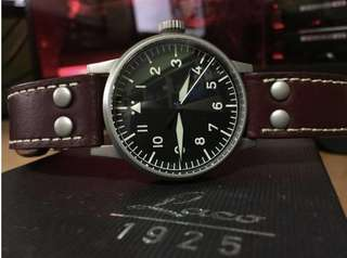 Laco Munster 42mm Pilot Watch (Made in Germany)