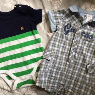 Authentic Baby Gap & Guess