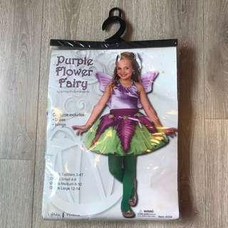 Children Kids Girls Play Dress Up Fairy costume