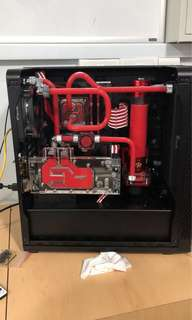 Water cooling Gaming Rig I7 Gigabyte 1080 12GB