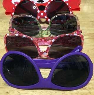 Sunnies for little girls fr 5-8yo