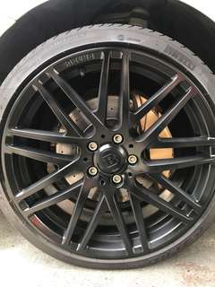 RIMS AND CALIPERS PROMO