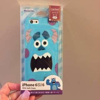 迪士尼 怪獸公司 毛毛i6/6s 手機套