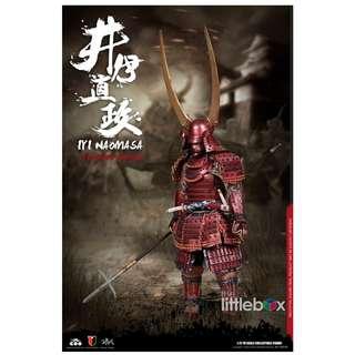 (Standard Edition) Coomodel Coo Model 1/6 Scale Series of Empires No:  SE028 - Japan's Warring States - Ii Naomasa 帝国系列- 赤夜叉(井伊直政)