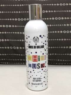 The Body Shop Body Lotion - White Musk