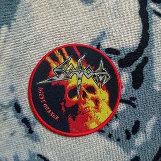 Woven patch SODOM