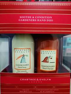 Crabtree & Evelyn Hand Care