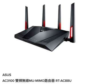 ASUS RT AC88U Router