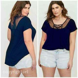 Plus size Blouse  (LOCAL MADE)