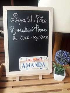 Special Price! IDR 10k - IDR 50k