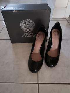 Vince camuto black high heels