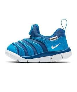 (NEW) Nike Dynamo Blue Jay size 4C (insole 10cm)