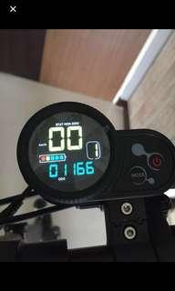Escooter 500w 48v