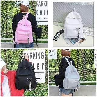Backpack; f@