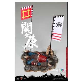 COO MODEL COOMODEL NO. SE030 1/6 SERIES OF EMPIRES - SEKIGAHARA SCENE PLATFORM DIORAMA STAND