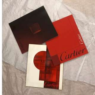 CARTIER 15 YEARS ago CATALOG  卡地亞 15年前目錄