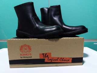 King's Working Boots.