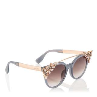 Jimmy Choo Sunglasses Vivy 20th with detachable clip