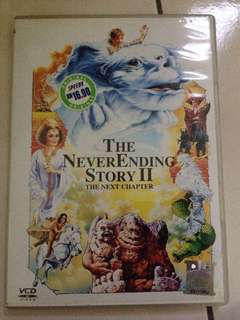 The Never Ending Story 2 VCD