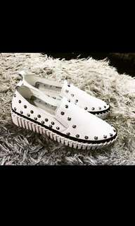 White Stud shoes