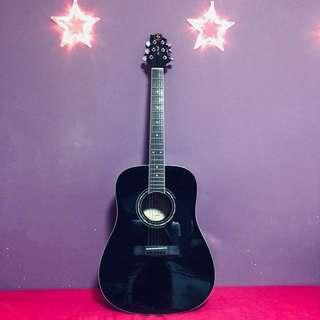 Greg Bennett acoustic guitar