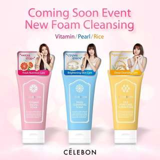 代購 Celebon clearing foam gfriend代言