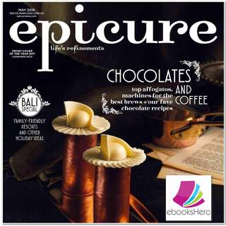 May 2018 - Epicure [Singapore]