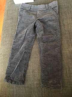 Winter culoid pants
