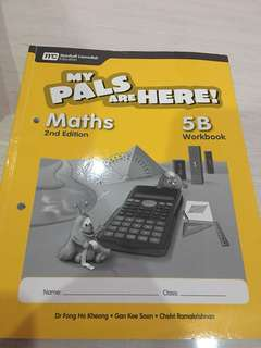 Math 5B workbook