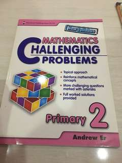 Mathematics challenging problems primary 2